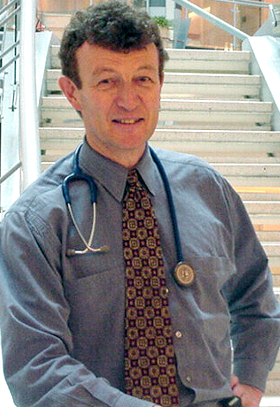 Malcolm J. Moore, MD